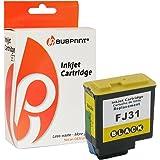 Cartuchos de tinta compatibles con Olivetti FJ-31 Fax-LAB 100 105 115 120 125 128 145 D 220 270 275 300 310 350 360 450 460 470 480 95 M 100 S 100 JET-LAB 400 450 490