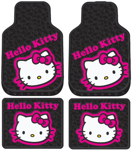 rubber car mats hot pink - 7