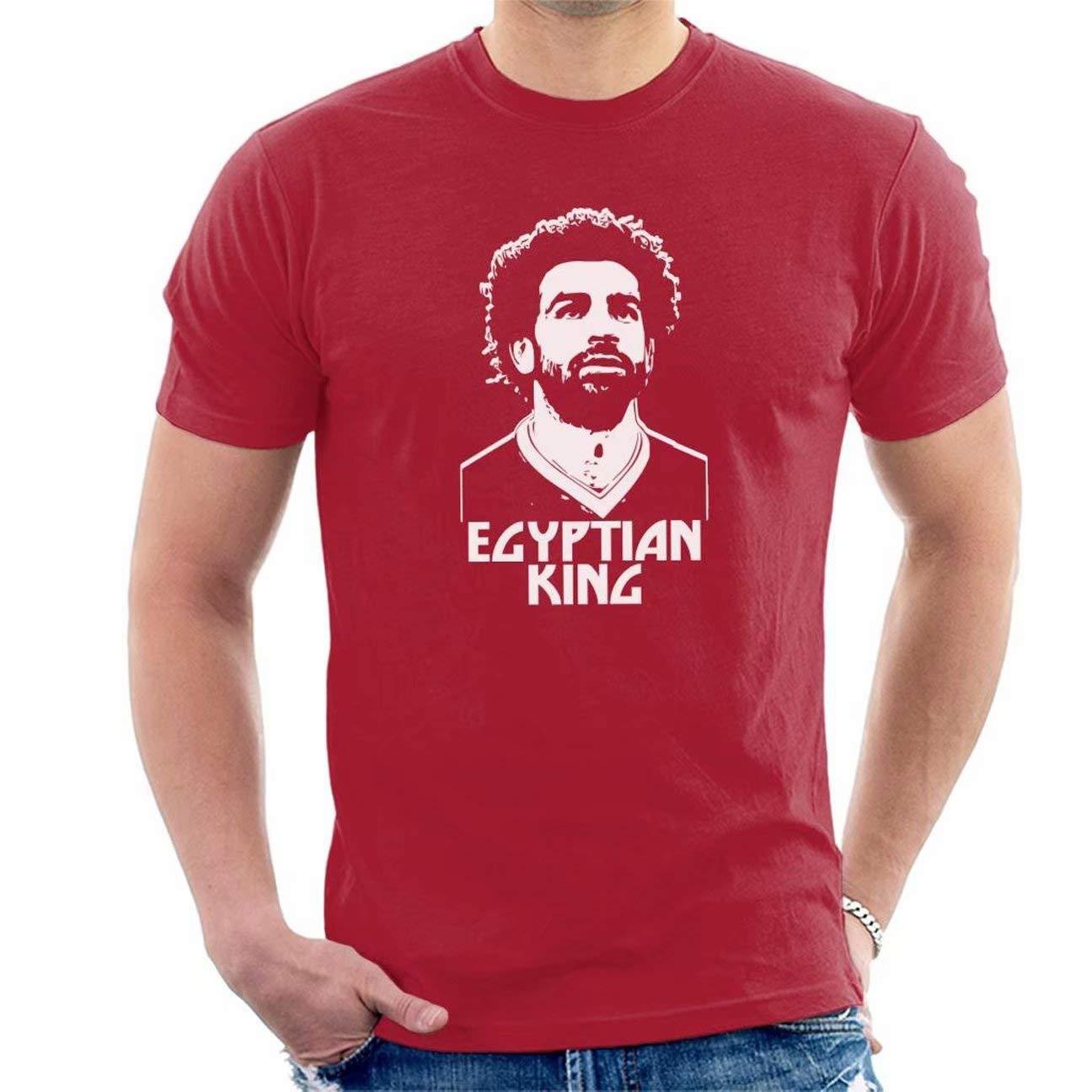 Mo Salah Egyptian King Liverpool S Shirts