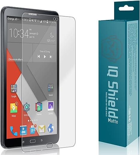 10.5 inch, SM-T835 Anti-Glare Anti-Bubble Film IQ Shield Matte Screen Protector Compatible with Samsung Galaxy Tab S4