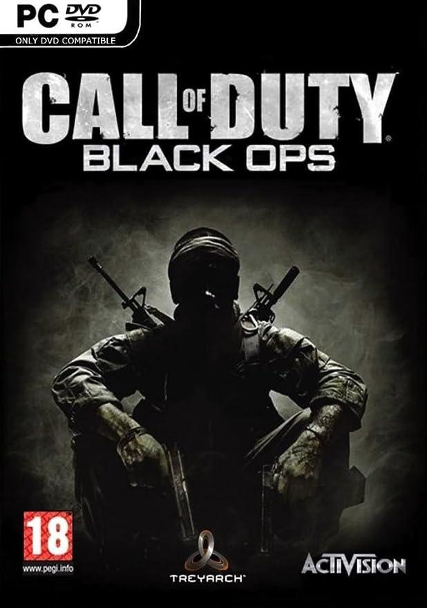 Activision Call of Duty: Black OPS, PC - Juego (PC, PC, FPS (Disparos en primera persona), Treyarch, M (Maduro)): Amazon.es: Videojuegos
