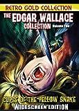 Edgar Wallace Collection Vol.2: Curse of the Yellow Snake