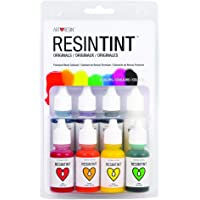 ResinTint - Liquid Pigment - Non-Toxic - Non-Flammable - Originals - 8 Pack