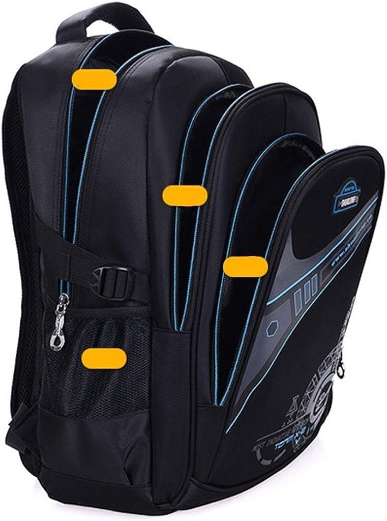 Topey Kids Book Bags Elementary School Backpacks for Boys Grey
