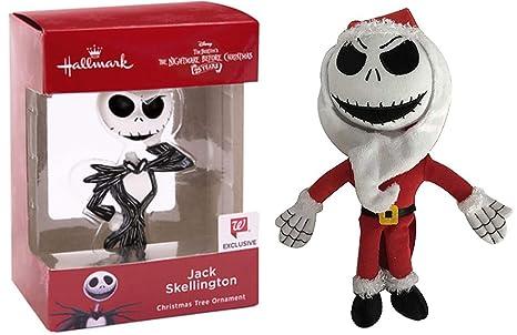 Amazon Com Cute Santa Nightmare Before Christmas Jack Santa Holiday