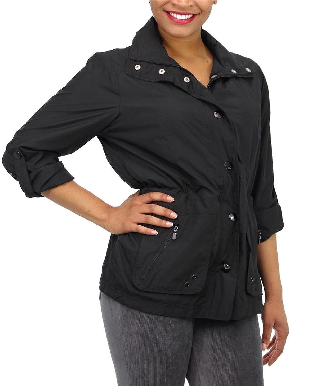 Style&co. Sport Jacket, Women's Hooded Anorak