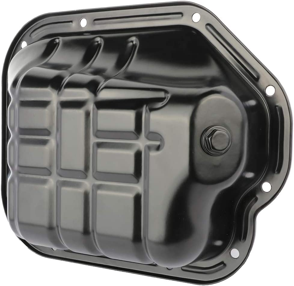CTCAUTO NSP24C 111109N00B Engine Oil Pan fit for 2008-2016 Nissan Maxima 3.5L Oil Sump Pan