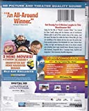 Despicable Me 2 with Collectible Minions Wall Clings Blu-Ray/DVD Combo Pack
