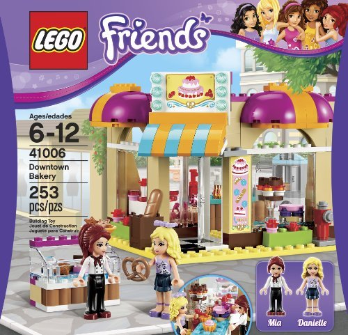 lego friends downtown bakery - 3