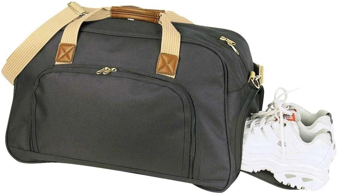 ImpecGear 21 Gym Travel Tennis Equipment Bag Basketball Equipment Duffle Bag W//Shoe Storage