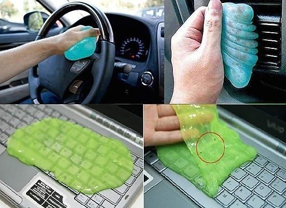 Auto Haushalt Reinigungs Gel Gelee Cockpit Pflege Elektronik
