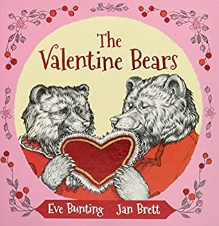 book cover of The Valentine Bears