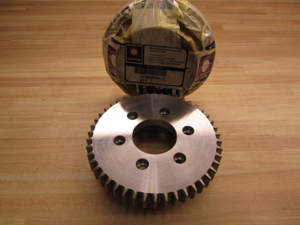 Goss CF000554/1 Gear Folding Cylinder