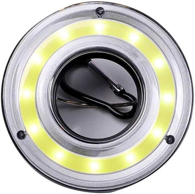 xuew Ronda portátil Bombilla LED de luz de Camping portátil ...