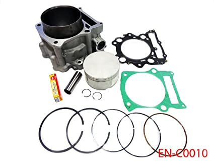 Amazon Com Kids Atv Parts 102mm Big Bore Cylinder Piston Gasket Kit