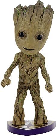 Neca Marvel Avengers Infinity War Head Knocker Figur Groot 22 cm