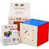 Cuberspeed New batch Qiyi WuQue 4x4 Stickerless Magic cube MoFangGe Wuque 4x4x4 Speed cube