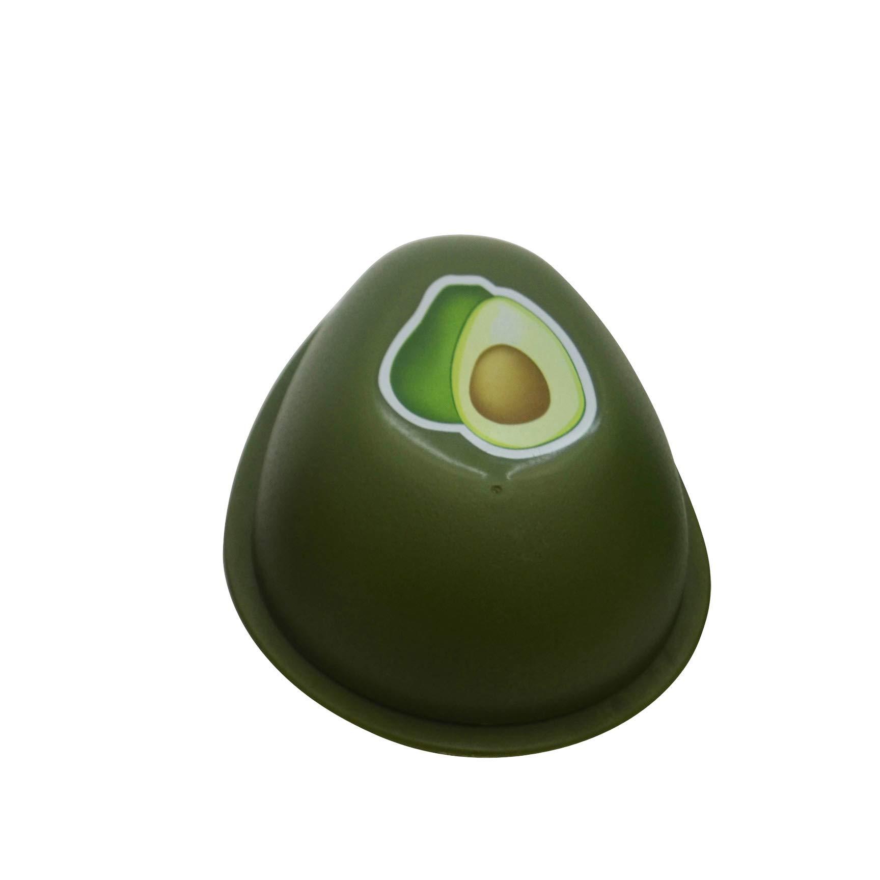 IMUSA USA IMU-71203 Avocado Saver/Container, 3'' Green