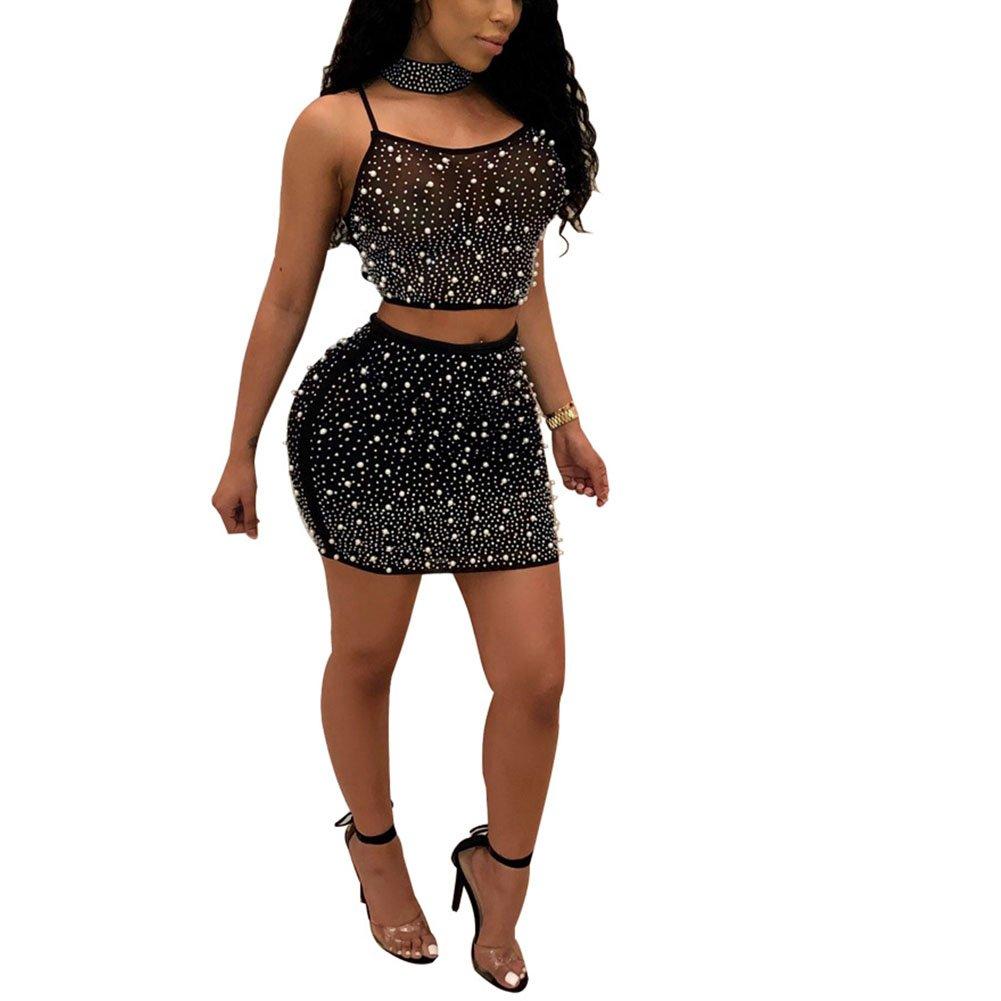 46ef7158cd6 Top 10 wholesale 2 Piece Sheer Skirt Set - Chinabrands.com