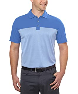 Bolle Men Colorblock Short Sleeve Performance Polo