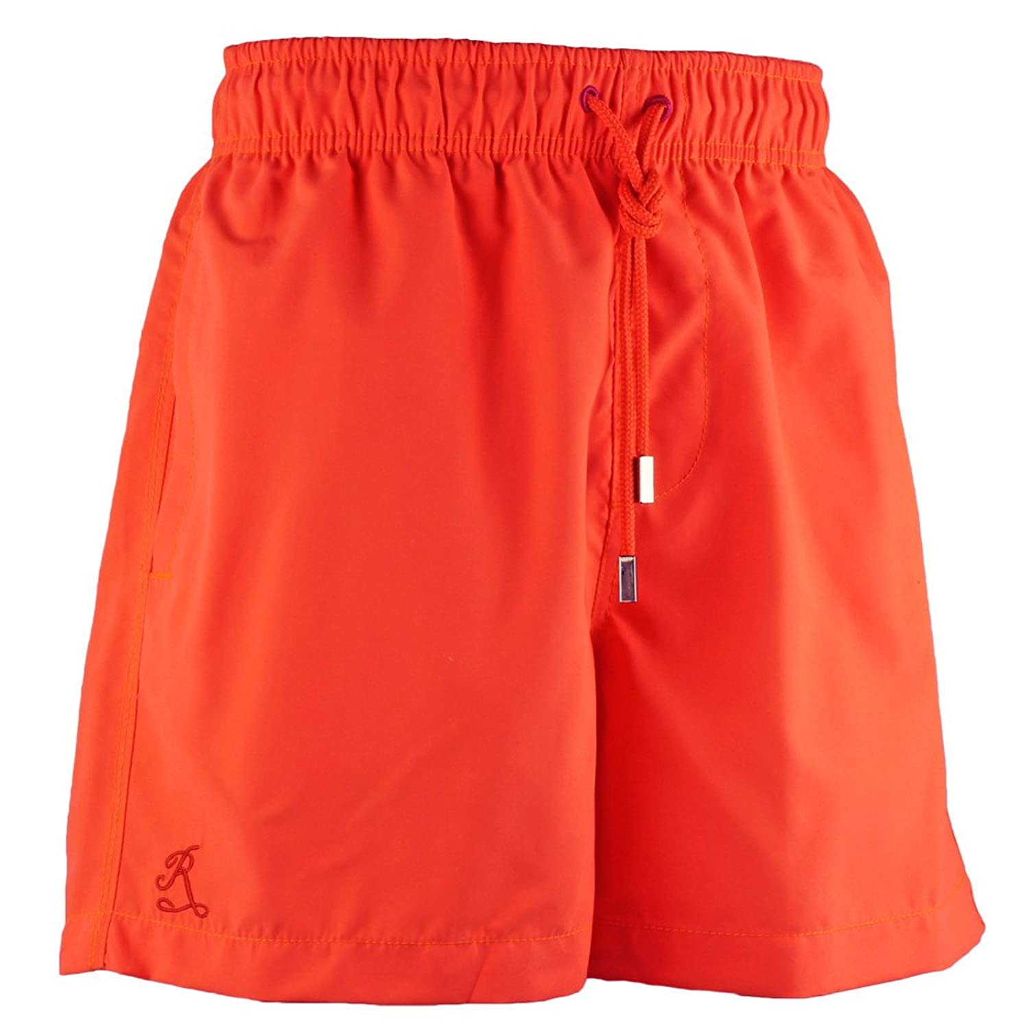 Ramatuelle mens swimshort Magic Fluor orange M