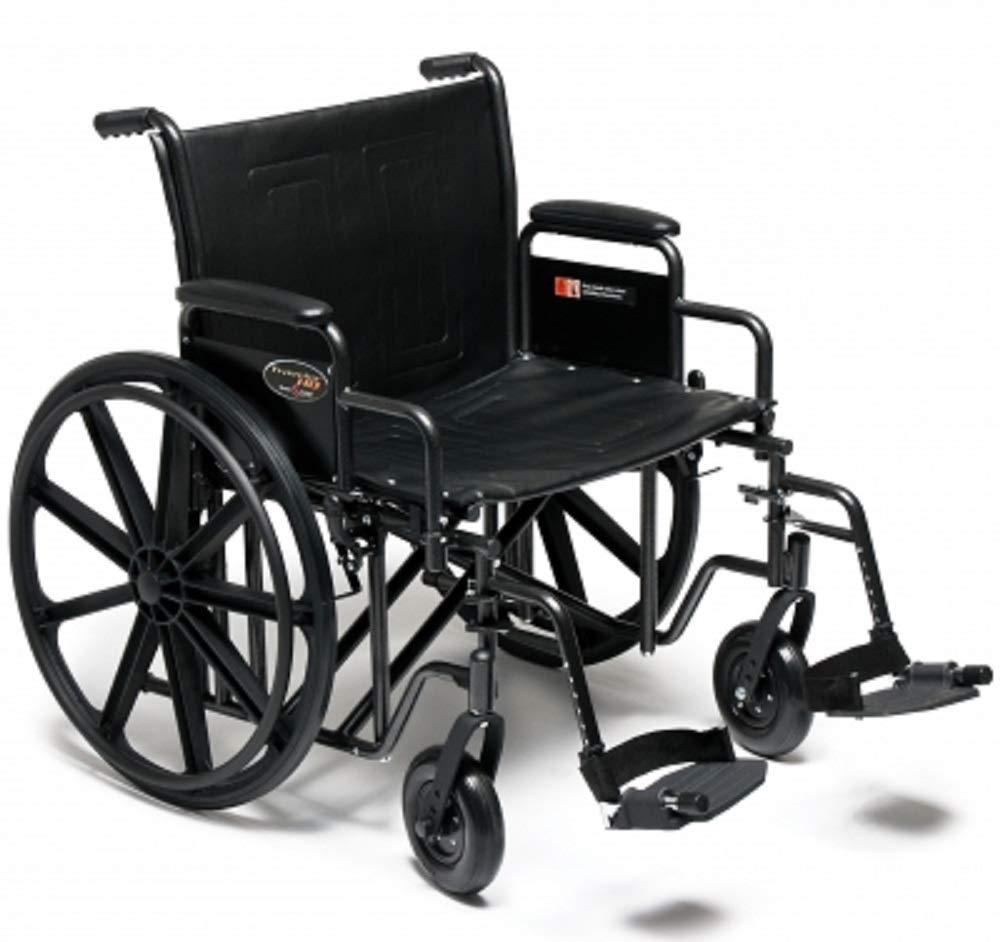 Traveler HD - Resistente silla de ruedas para personas con sobrepeso (3G010320-1).: Amazon.es: Amazon.es