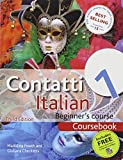 Contatti - Italian Beginner's Course, Mariolina Freeth and Giuliana Checketts, 1444133144