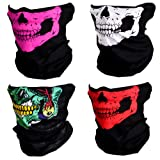 CIKIShield Seamless Skull Face Mask Bandana