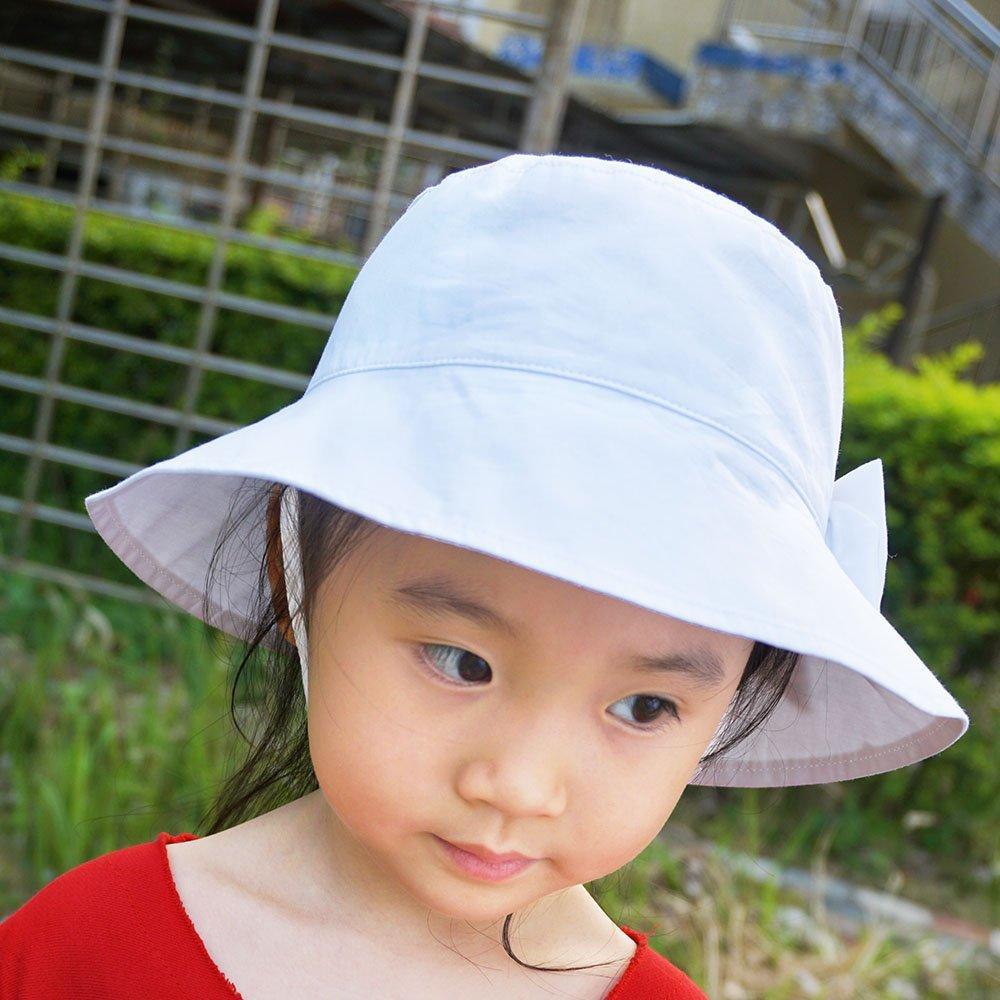 Keepersheep Baby Girl Sun Bucket Hat Infant Newborn Toddler Fisherman Hat Set