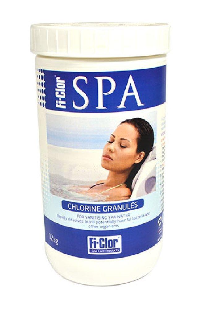 Fi-clor Spa and Hot Tub Chlorine Granules 1.2kg