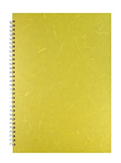 Silk Pink Pig - sketchbook (A3, 15 fogli), giallo