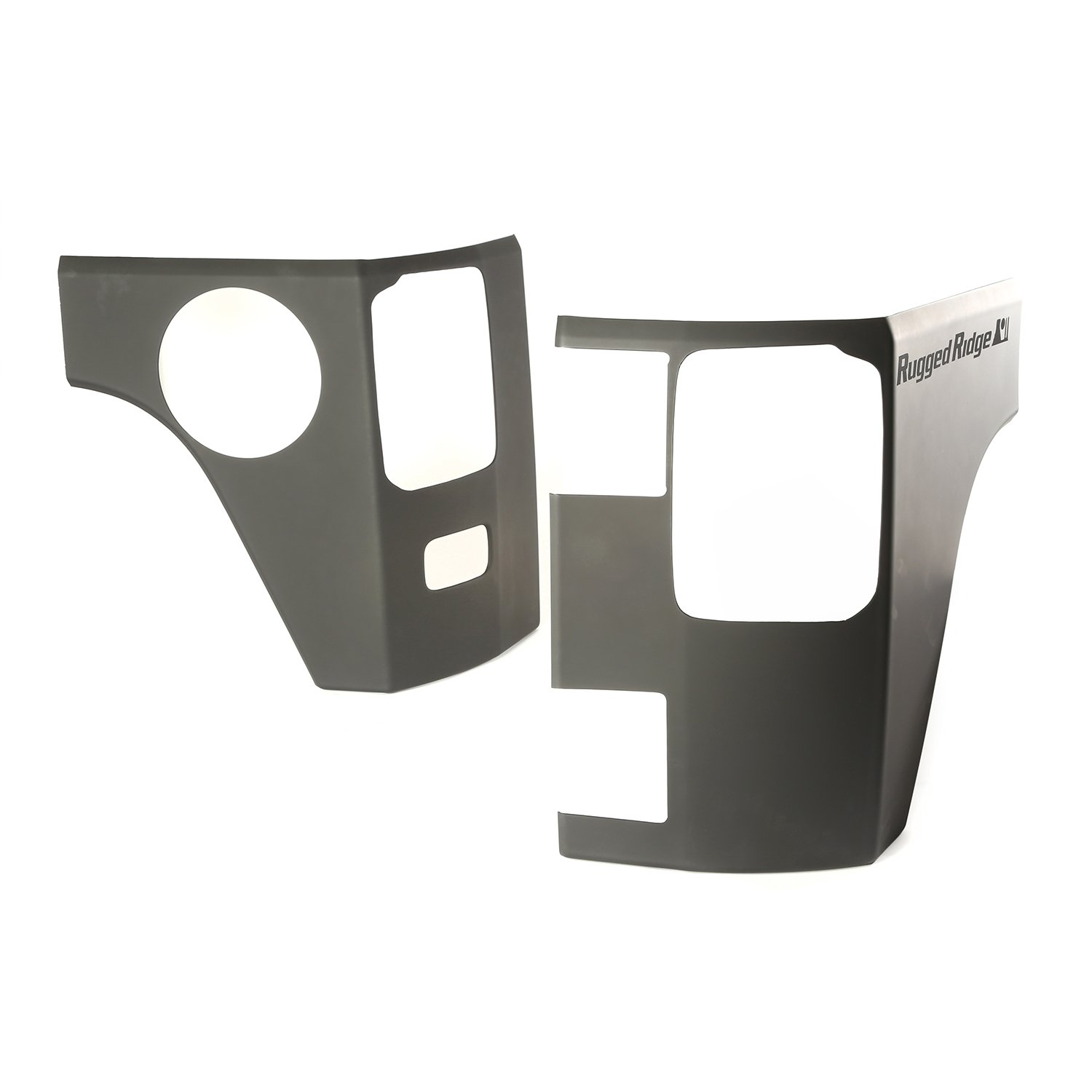 Rugged Ridge 11651.09 Corner Body Armor Kit