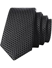 """<span class=""""a-offscreen"""">[Sponsored]</span>100% Chinese Silk Handmade Skinny Tie Men's Necktie by Chinawind (12 Designs)"""