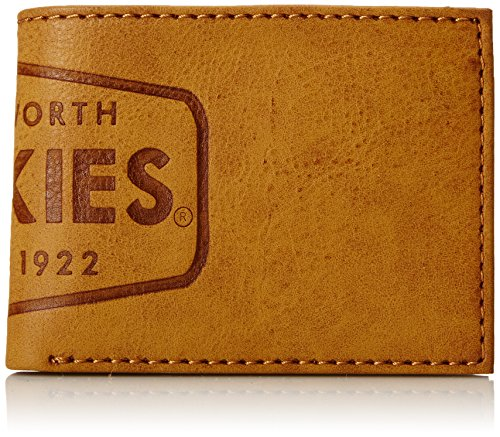 Dickies Men's Bootmatcher Slimfold Wallet, Tan, One Size ()