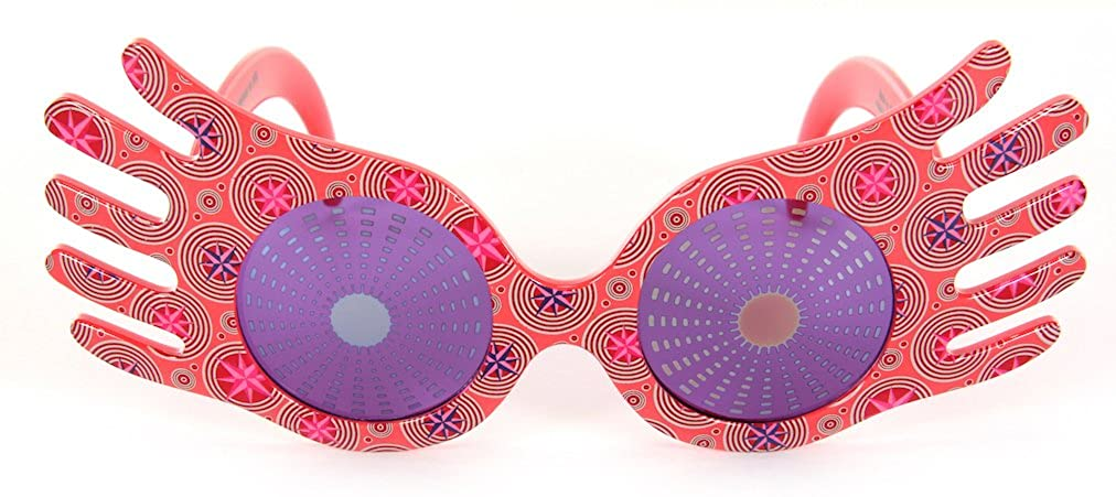 Elope Harry Potter Luna Lovegood Spectrespecs Costume Glasses by Elope