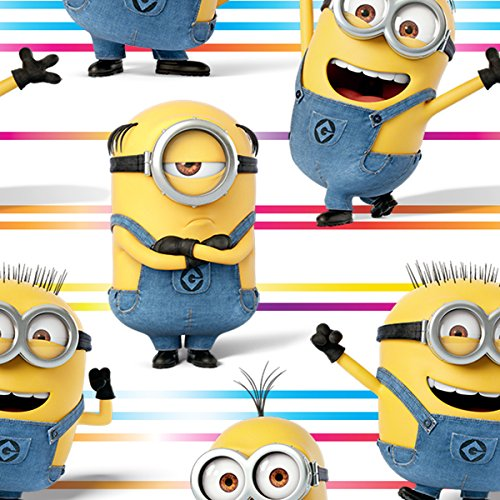 Duck Brand 241742 Despicable Me 3, Minions Licensed Duct Tape, 1.88 Inches x 10 Yards, Single Roll by Duck (Image #3)