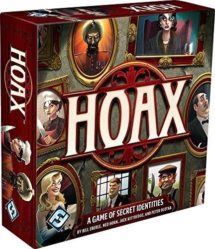 Hoax Board Game Review