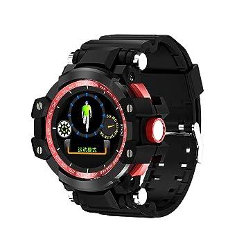 Docooler Banda Deportiva X6 Plus Color Smart para Hombres Mujer Pulsera Deportiva Unisex Reloj Deportivo Monitor
