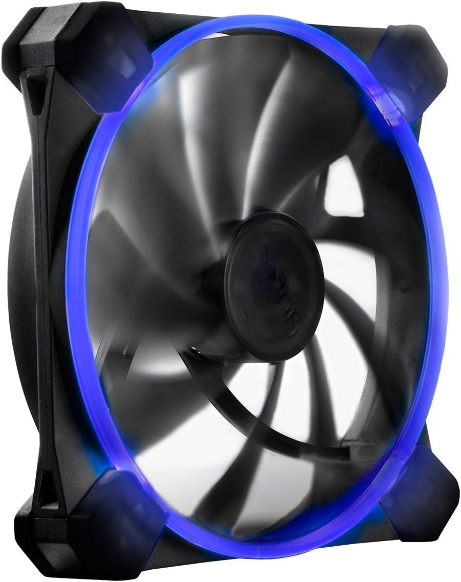 Antec True Quiet 120 UFO Cooling Case Fan 75291, Blue