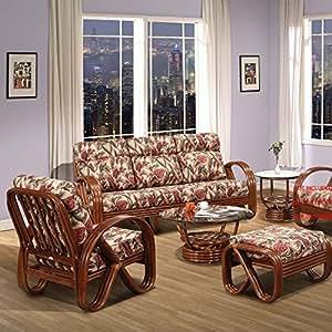 Premium Rattan Furniture Kailua 5pc Living