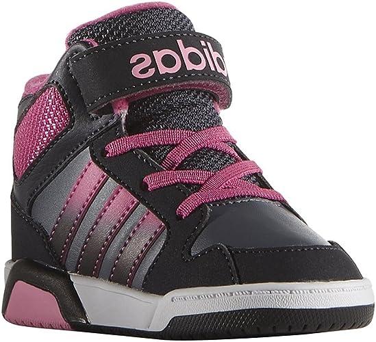 adidas Bb9tis Mid Inf, Baskets Basses Mixte bébé