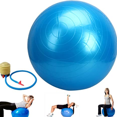 Dobo Gym Ball - Pelota para Ejercicio Gimnasio Yoga Gimnasia ...
