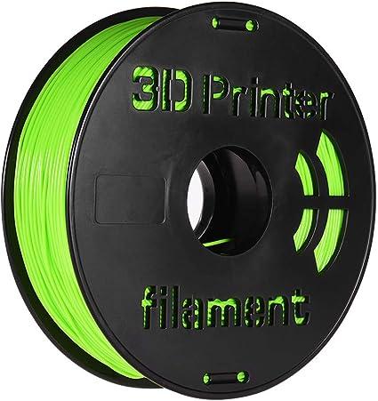 Aibecy 1KG / Spool 1.75mm Flexible Material de impresión de ...