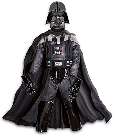 Disney Store Star Wars The Force Awakens Darth Vader Costume ...