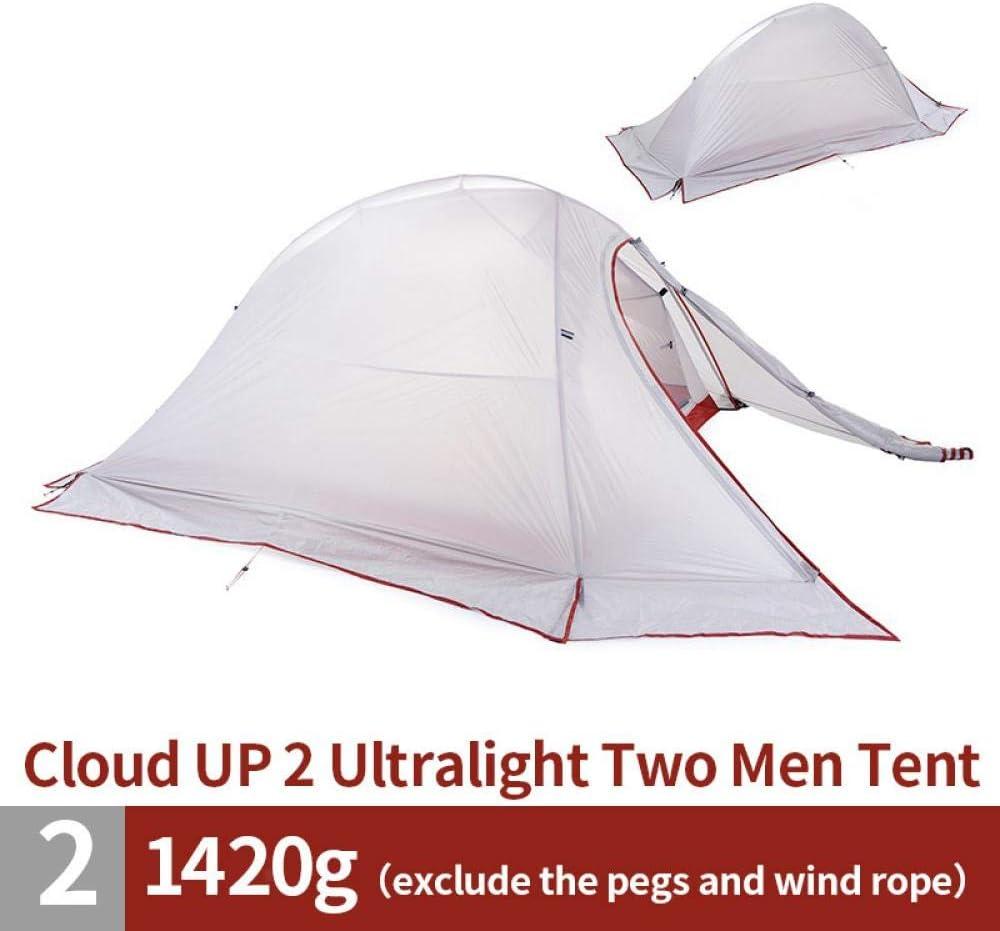 cloud up 2 ultralight two men tent upgrade