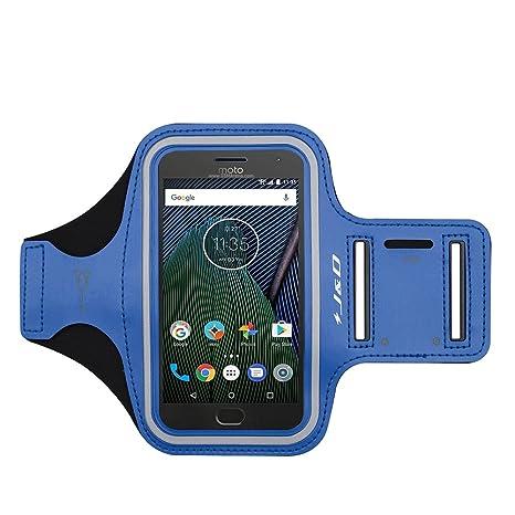 J&D Compatible para Moto G5 Plus/Moto G6/Moto G6 Plus Brazalete, Brazalete