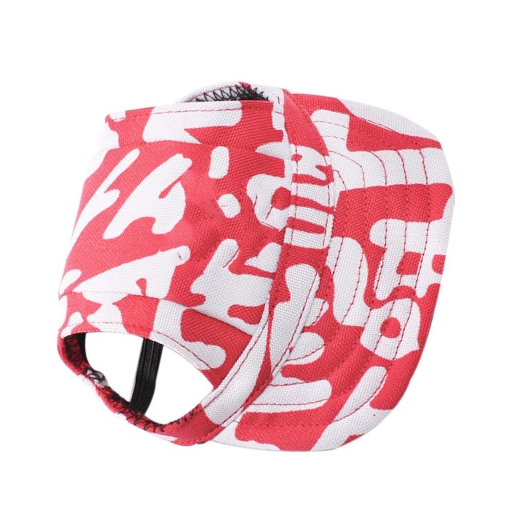 S FLAMEER Cappellino Regolabile per Berretti da Baseball con Cappello Regolabile per Cani E Gatti 17