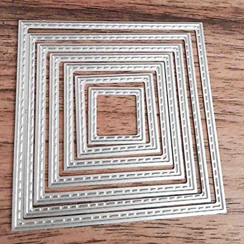 Die Cuts,Lookatool Metal Cutting Dies Stencils DIY Scrapbooking Photo Album Paper Card Gift LDM-524