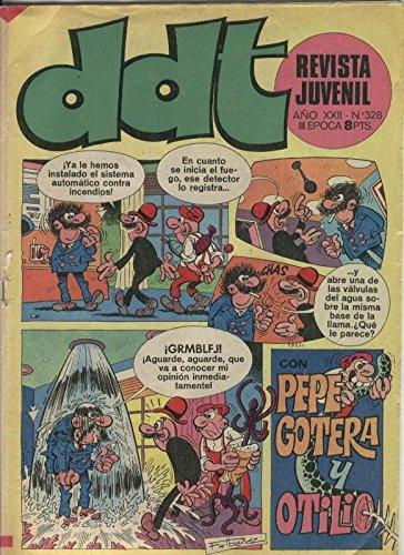 DDT 3a epoca numero 328 Comics – 1973