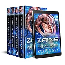 Verian Mates: The Complete Series (Books 1-4)